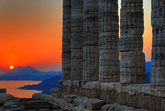 Temple of Poseidon | by 'Bobesh