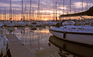 Largs Marina | by MileStyle