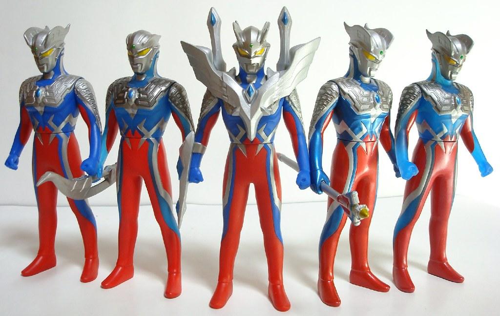 Ultraman Zero Toys Ultraman Zero Arigato Amebl J R