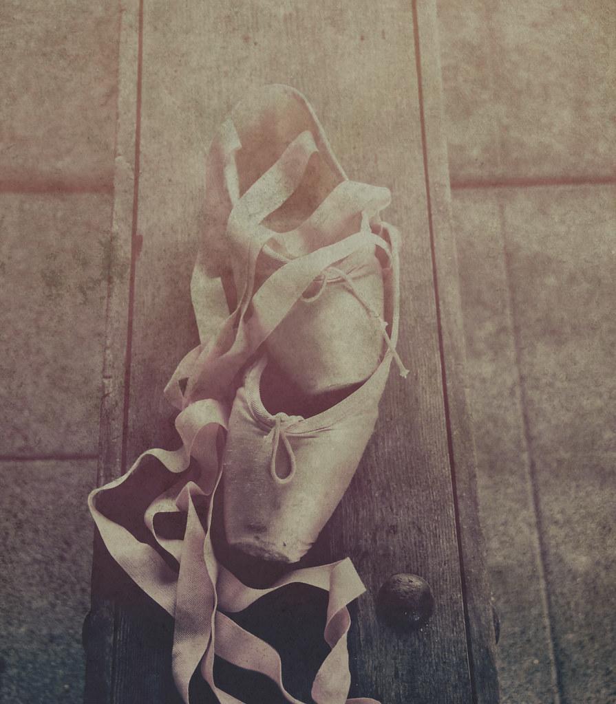 Ballerina Shoes Photography