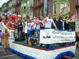 Gay Latino Float | by puroticorico
