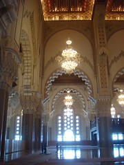 Inside the Hassan II mosque | by dlisbona