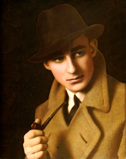 My Dad,  late 1930s or early 1940s 2B | by Fractal Artist