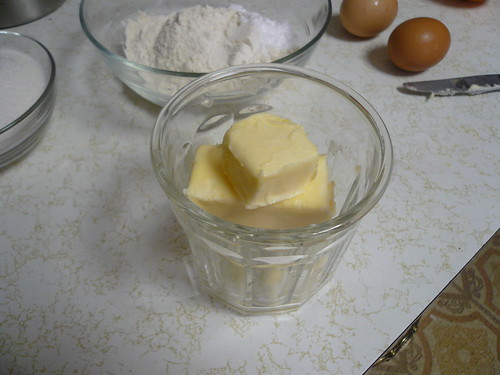Step 4 add 1 tablespoon of butter to 1 stick of butter for 4 tablespoons of butter