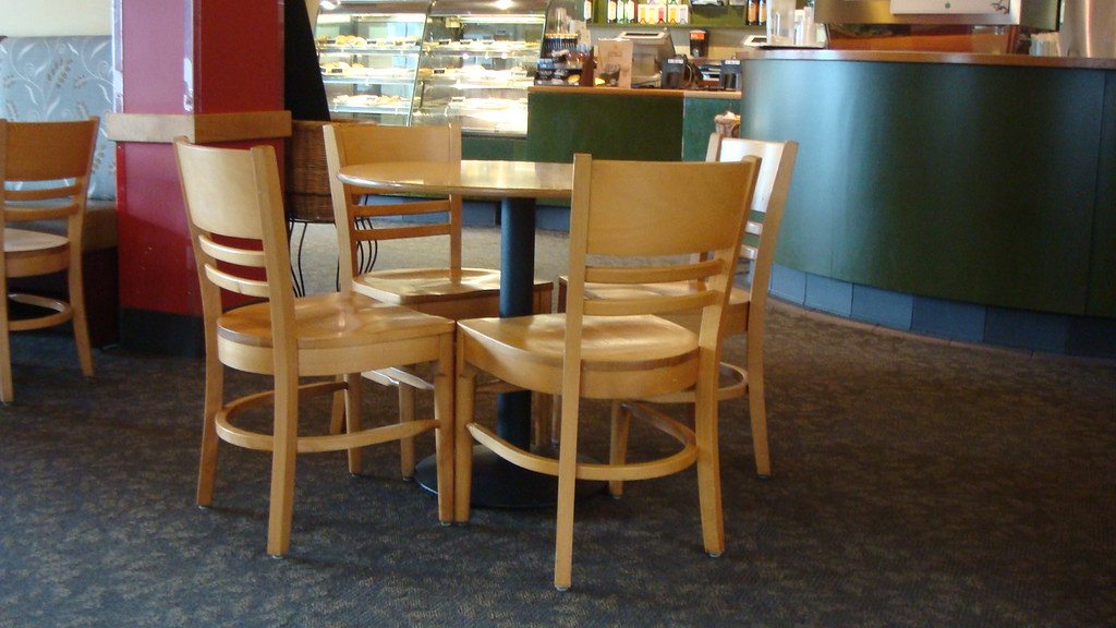 Gentil ... Chairs U0026 Table At Starbucks   By Neville Samuels