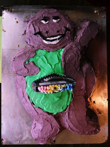 Barney Cake Pan South Africa