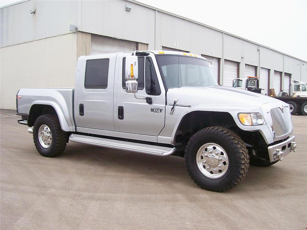 4x4 light truck for sale