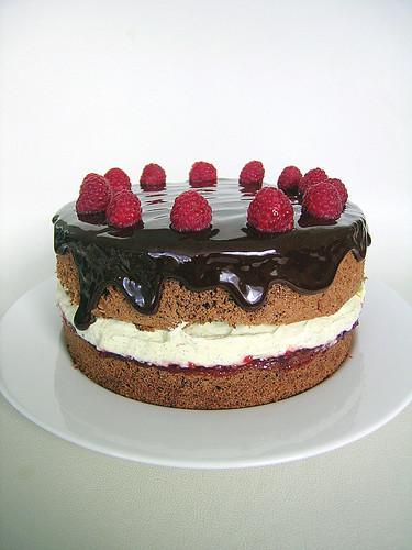 Chocolate Cake Masterchef
