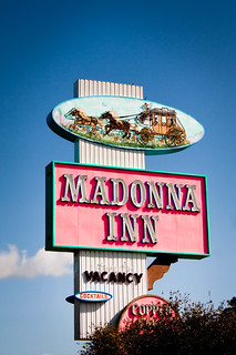 Madonna Inn | by kersy83