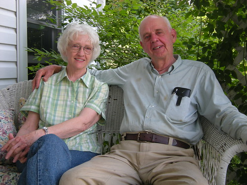 Wendell Berry and His Wife Tanya | by On Being