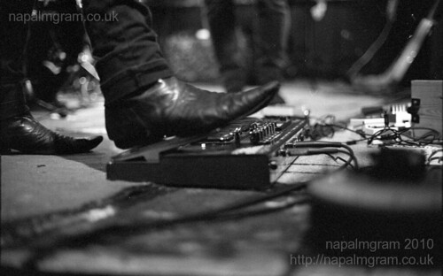 Luxury Stranger playing at The Old Angel, Nottingham, May 2010 | by napalmgram