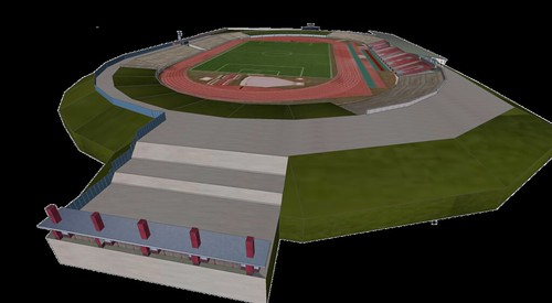 stadion atletika t inec flickr. Black Bedroom Furniture Sets. Home Design Ideas