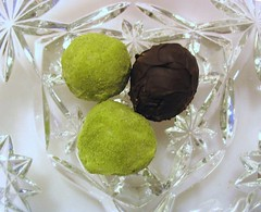 Green Tea Truffles | by Nook & Pantry