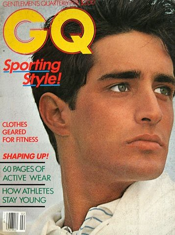male fashion gq cover 1980s one of my favorite gq