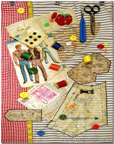 Art Quilts by Rhonda Blasingame | by Penny Sanford Porcelains