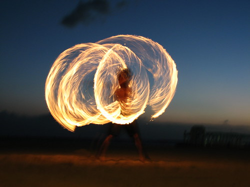 Hawaii Fire Dancer | by NBphotostream