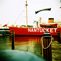 Nantucket Lightship | by The Great Trepando