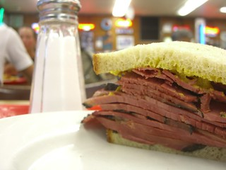 allegedly the best pastrami sandwich in the country | by permanently scatterbrained