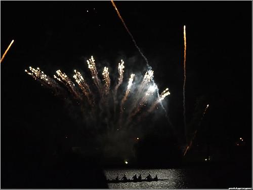 Toulouse 14 juillet en aviron sur la garonne toulouse for Balade sur la garonne toulouse