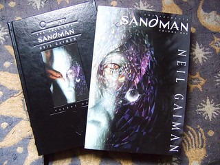 Absolute Sandman Volume 1 slipcase | by byronv2