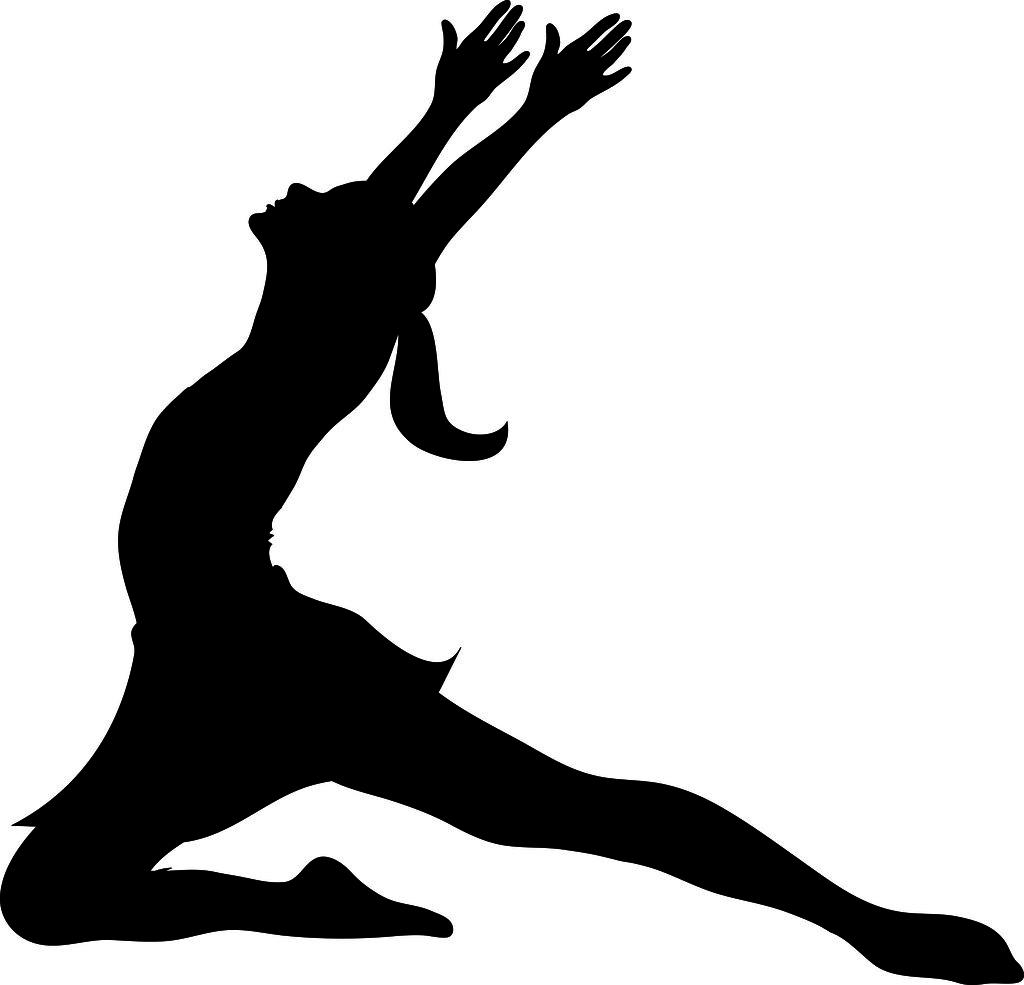 clip art illustration of a silhouette of a ballet dancer l flickr rh flickr com dancing clip art free dancing clip art pictures