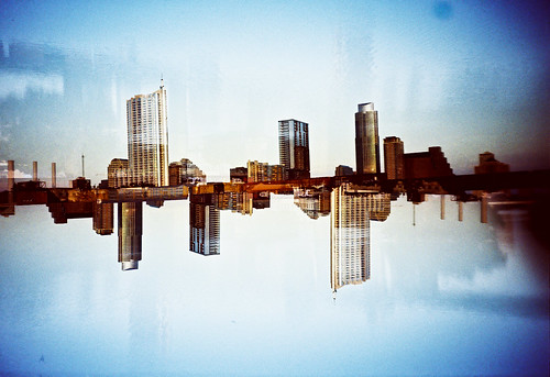 Austin Meets In The Middle | by Lomo-Cam