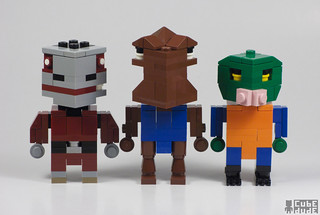 CubeDude Kenner Cantina Crew | by MacLane