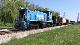 Metra 4 at Morton Grove, IL | by Metra 614