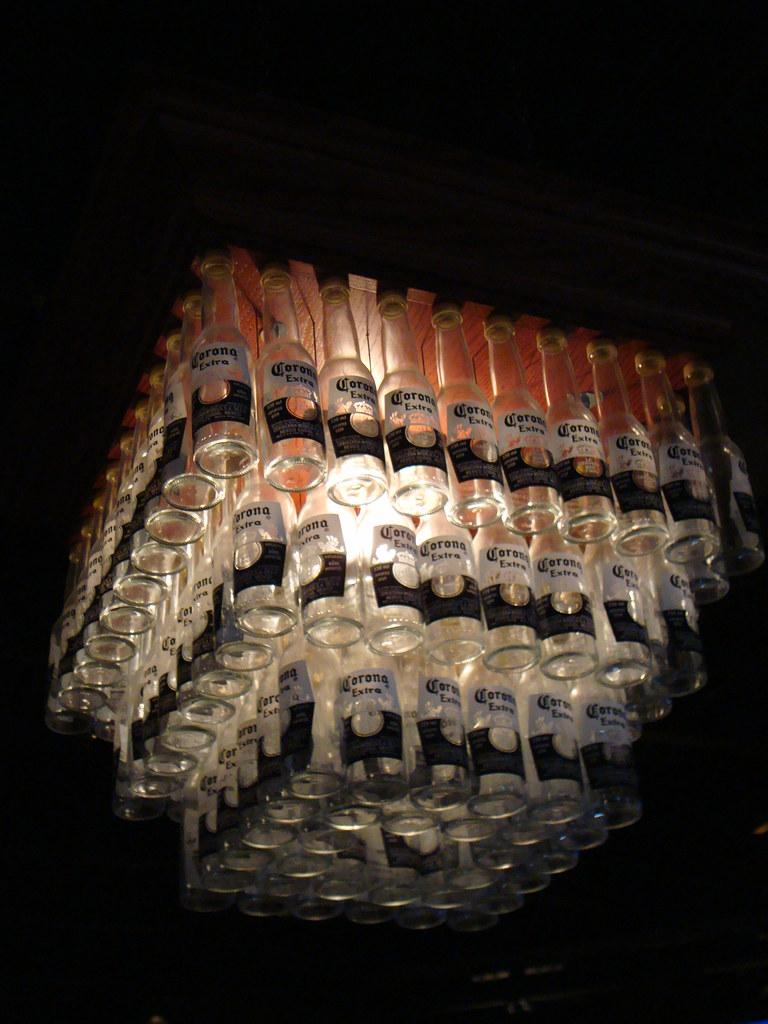 Corona Light 1540807 I spotted this Corona Beer cha – Corona Chandelier