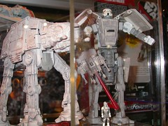 AT-AT Transformer | by The Official Star Wars