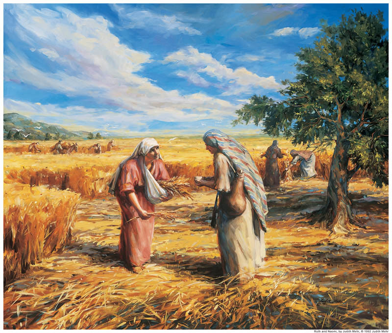 Ruth Bible Mormon Ruth Bible Mormon Mormon Images Flickr