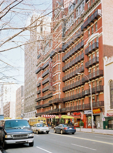 The Hotel Chelsea, New York City. | by Jim Linwood