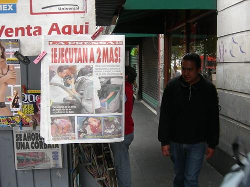 Mexikanische Stadt weibliche Begleitung