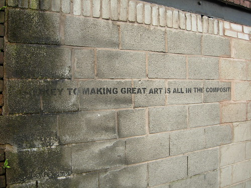 The Key to Making Great Art is... | by Diorama Sky