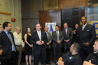 UMass Boston Baseball Team Honored by City, State Officials | by UMass Boston Photos