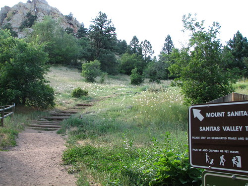 mt. sanitas trail | by Tarable1