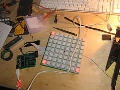 monome lights working | by jonbro