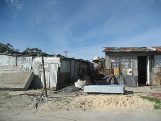 Khayelitsha shacks | by amaah