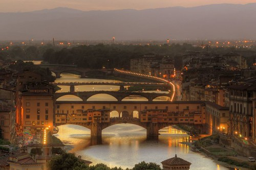 Ponte Vecchio, Florence Italy | by Paolo Appendino