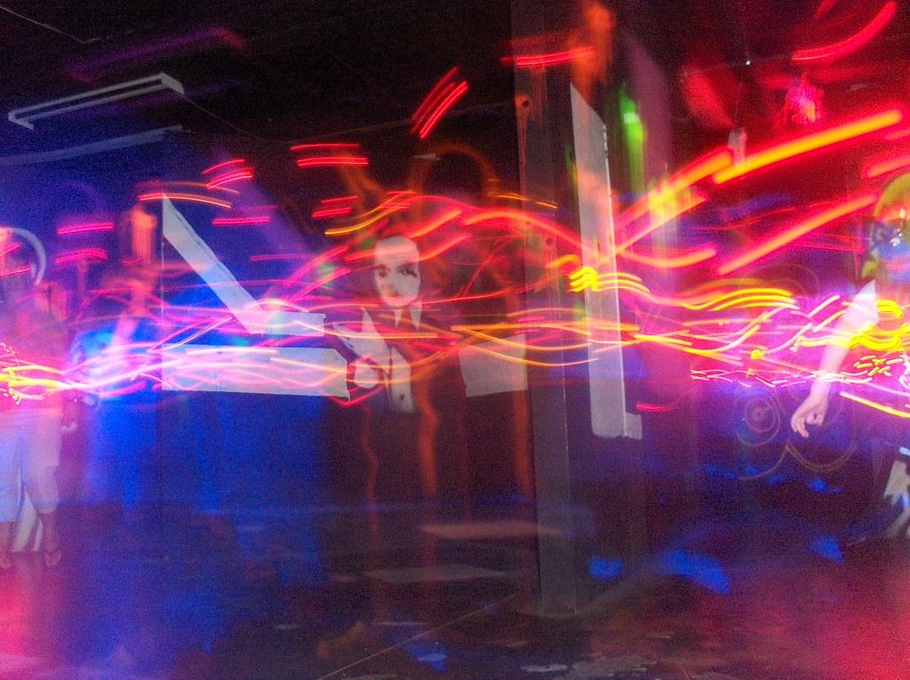 Laser tag in FECs