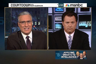 Keith Olbermann and Jack Rice on MSNBC | by Jack Rice in the Cross Hairs