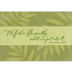 Ralph waldo emerson quote birthday cards emerson life wish flickr ralph waldo emerson quote birthday cards by hallmark business greetings m4hsunfo