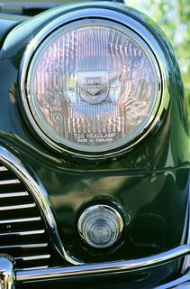Mini Cooper Headlight Trim Ring