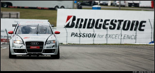 "2007 Grand Prix of Mosport - Champion RS4 ""Mosport Taxi"" 