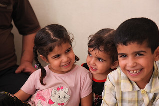 Displaced Iraqis: A young family | by International Catholic Migration Commission