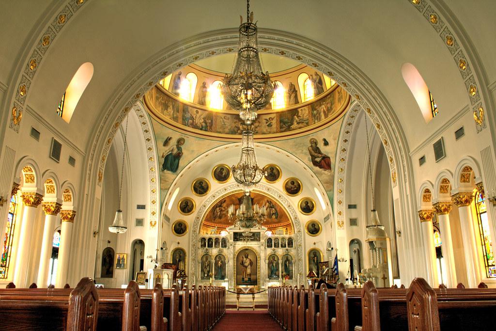 St Nicholas Greek Orthodox Cathedral Greek Orthodox Churc Flickr
