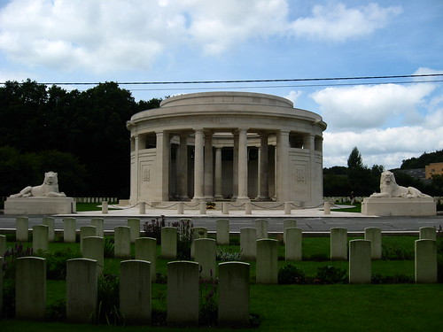 Ploegsteert memorial | by R/DV/RS