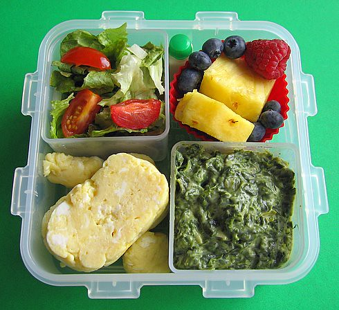 Egg & spinach lunch for diabetic   Morning prep time: 17 min…   Flickr