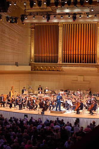 Boston Pops in Symphony Hall | by Rich Moffitt