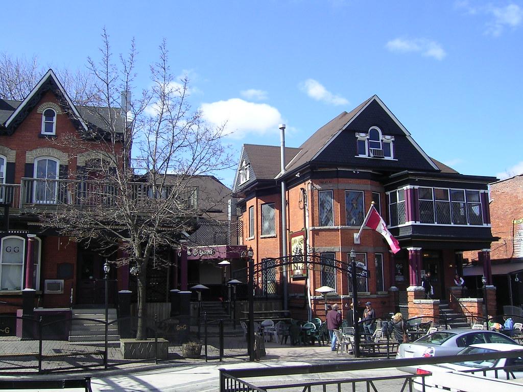 The Gown & Gavel Pub, Hess Street, Hamilton | Graeme MacKay | Flickr